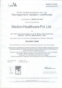 Fake Certificate Sample 1